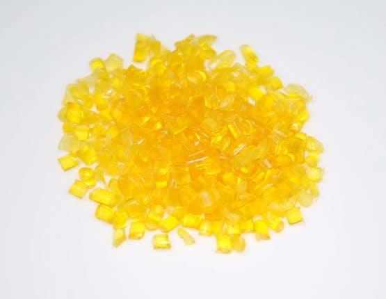 queratina en grano amarilla