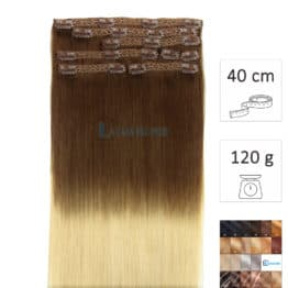 extensiones californianas de clip